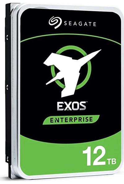 "Seagate Exos 3.5"" 12TB Sata 3.0 7200 Rpm Harddisk ST12000NM001G"
