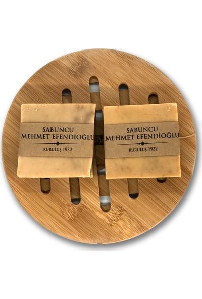 Sabuncu Mehmet Efendioğlu Doğal El Yapımı Kükürt Sabunu 150 gr 1 Adet