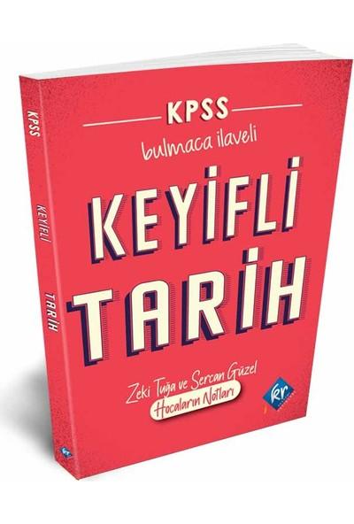 Kr Akademi KPSS Keyifli Tarih Konu ve Soru Kitabı