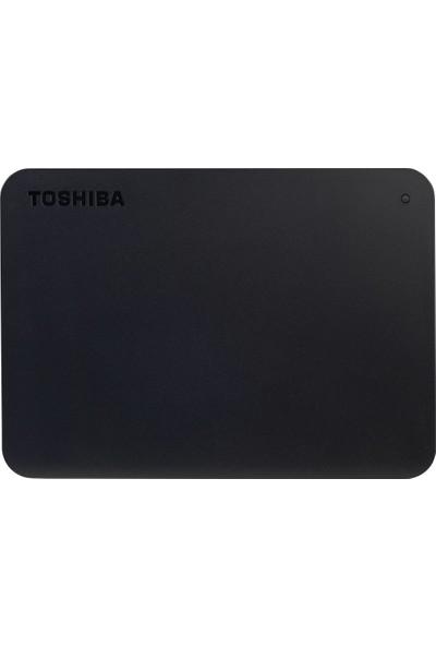 "Toshiba Canvio Basic 2.5"" 2TB USB 3.2 Gen1 + Type-C Harici Harddisk (HDTB420EK3AB)"