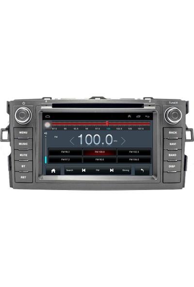 Carvocal Toyota Auris Android Multimedya Sistemi (2007-2012)
