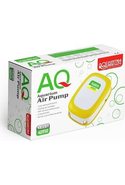 Aquawing Akvaryum Hava Motoru Çift Çıkışlı 5W
