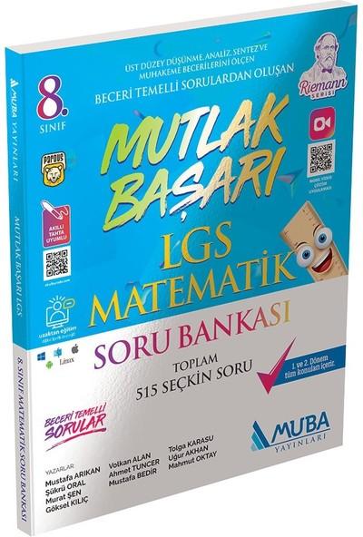Mutlak Başarı LGS Matematik Soru Bankası