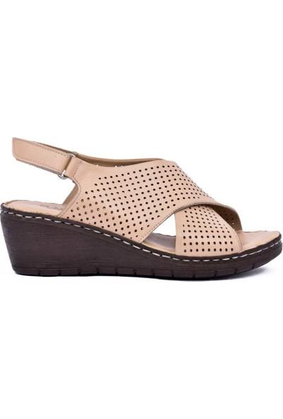 Classter Deri Kadın Sandalet 871-21Y