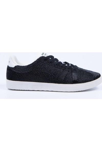Pantone Siyah Sneaker
