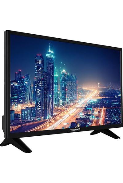 """Techwood 32TEC600 32"""" 80 Ekran Uydu Alıcılı Hd LED Tv"""