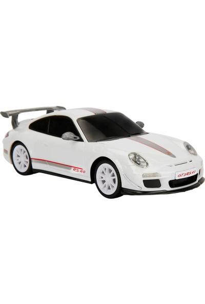 Kidztech 1:26 Uzaktan Kumandalı Porsche - 911 Gt3 Rs Beyaz