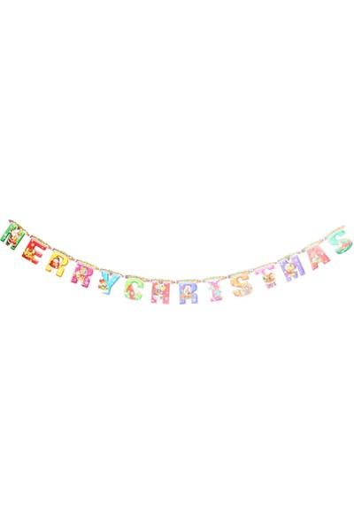 Event Party Store Yılbaşı Merry Chrıstmas Banner