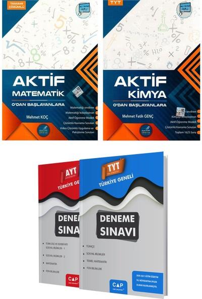 Aktif Öğrenme Yayınları Aktif Matematik + Tyt Aktif Kimya