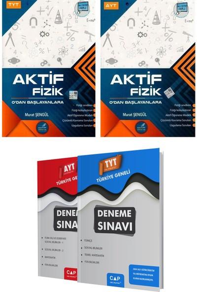 Aktif Öğrenme Yayınları Tyt Fizik + Ayt Fizik