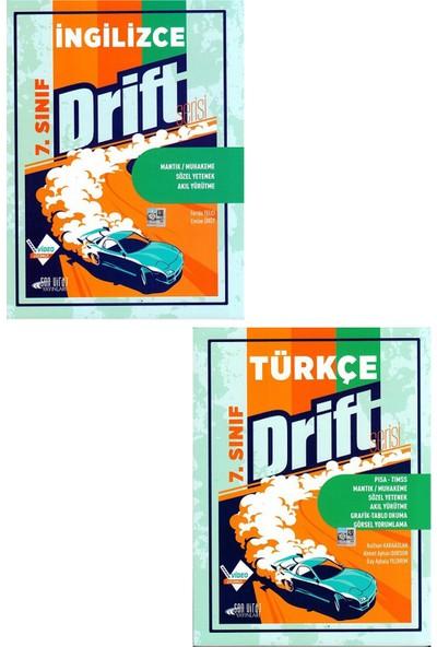 7. Sınıf Ingilizce Drift Serisi + 7. Sınıf Türkçe Drift Serisi