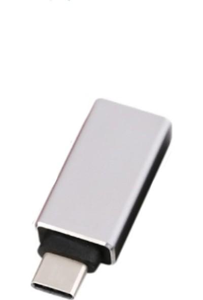 Microcase USB Type C Otg Adaptör