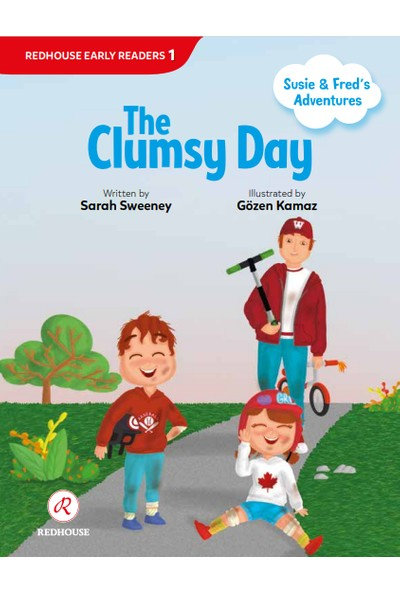 The Clumsy Day - Sarah Sweeney