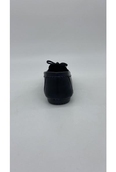 Cudo 053 Siyah Fiyonklu Babet