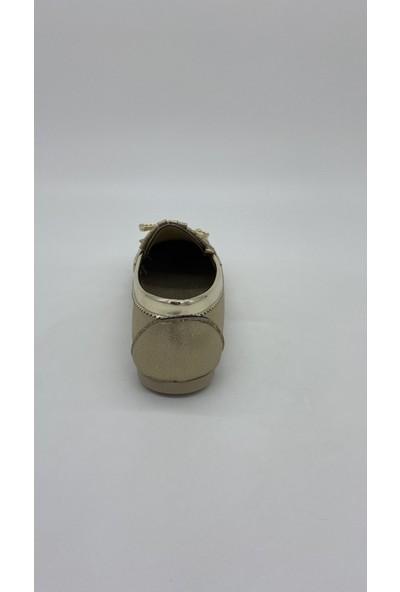 Cudo 054 Gold Fıyonklu Babet