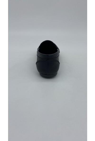 Cudo 056 Siyah Düz Babet