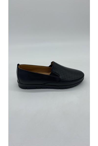 Cudo 074 Siyah Günlük Ayakkabı