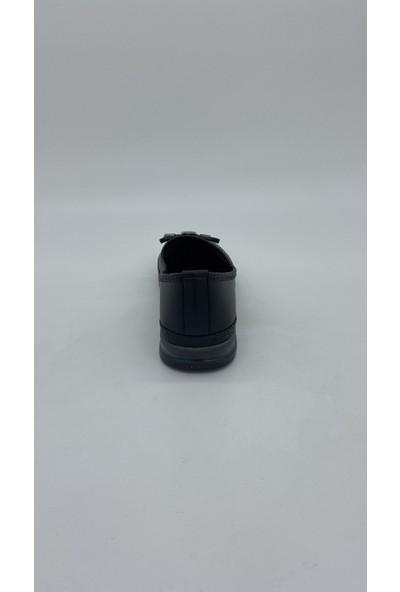 Cudo 058 Siyah Fiyonklu Babet
