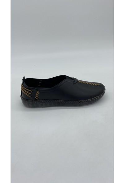 Cudo 075 Siyah Günlük Ayakkabı