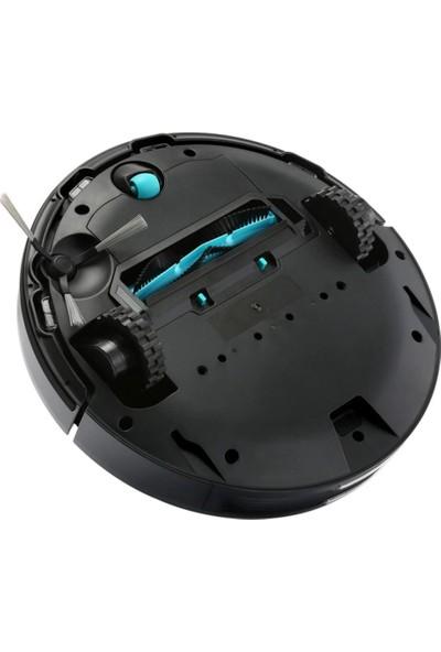Viomi V3 Akıllı Robot Süpürge Islak ve Kuru Çalışma