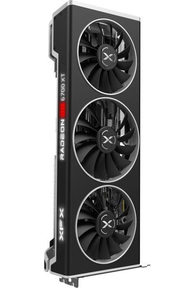 Xfx Speedster MERC319 Amd Radeon™ Rx 6700XT Black Gaming 12GB Gddr6 Ekran Kartı RX-67XTYTBDP