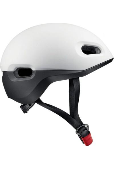 Xiaomi Mi Kask Bisiklet Paten Kaykay Kaskı (Xiaomi Türkiye Garantili) Beyaz