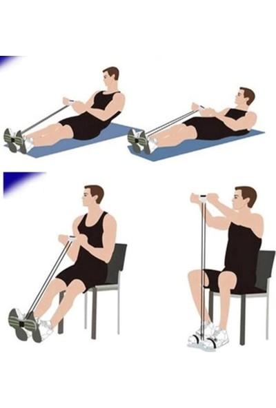 Hamaha Vücut Şekillendirici Egzersiz Aleti