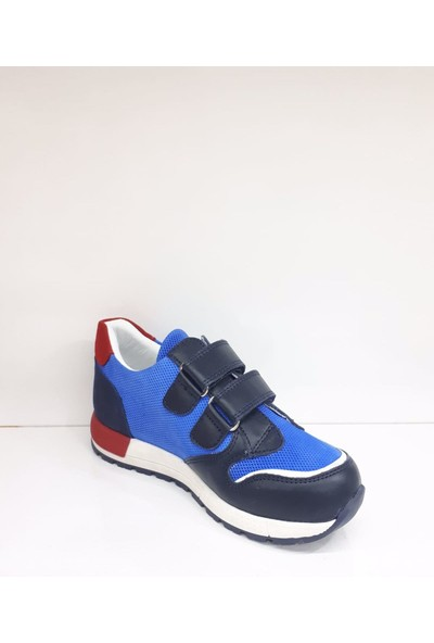 Minno 1042 Deri Erkek Çocuk Spor Ayakkabı