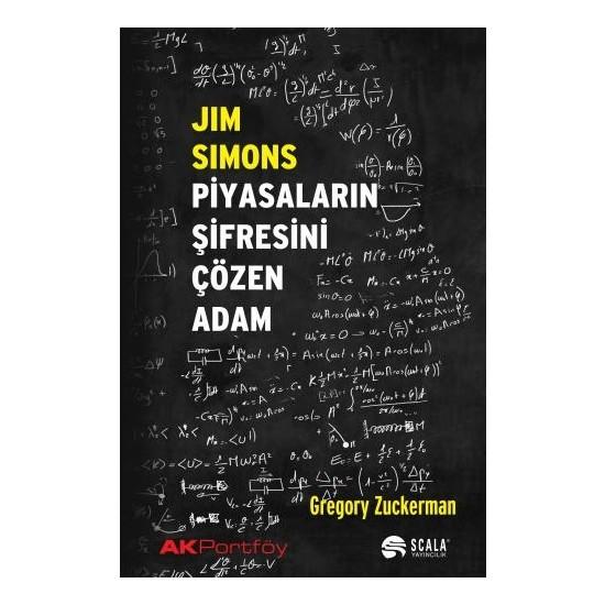 Jım Sımons Piyasaların Şifresini Çözen Adam - Gregory Zuckerman