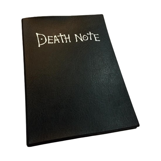 ZID Death Note Defter