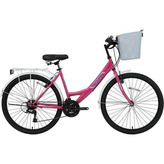 Bisan Mabella 26 V Fren Kadın Kız Şehir Bisikleti