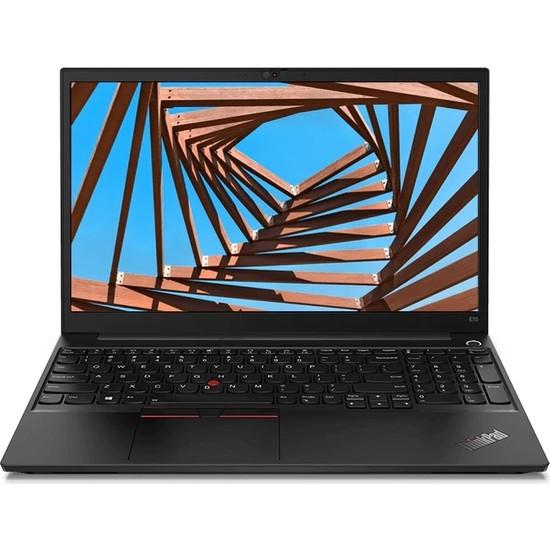 "Lenovo Thinkpad E15 Amd Ryzen 7 4700U 8gb 256GB SSD Freedos 15.6"" Fhd Taşınabilir Bilgisayar 20T8001STX"