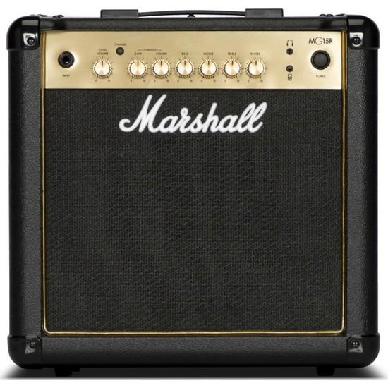 Marshall MG15GR 15W Kombo Elektro Gitar Amfisi