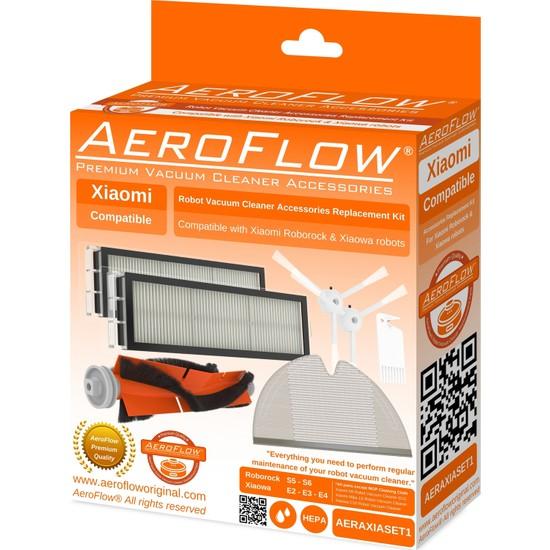 Aeroflow Orijinal Xiaomi Xiaowa E2 (E20/E25 Serisi) Aksesuar Seti
