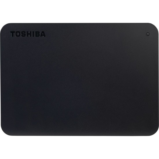 "Toshiba Canvio Basic 2.5"" 1TB USB 3.2 Gen1 + Type-C Harici Harddisk (HDTB410EK3AB)"