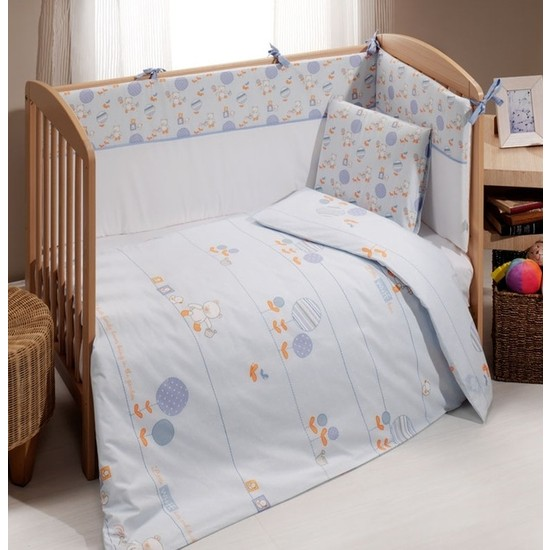 Funna Baby Little Bear Park Yatak Uyku Seti - 5 Parça