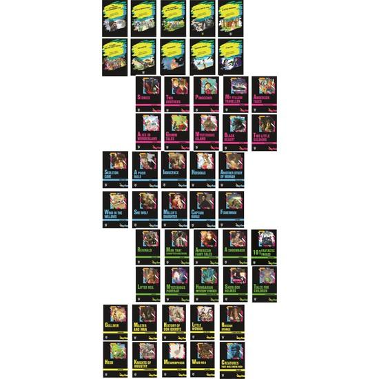 Dorlion Yayınları Ingilizce 50 Kitap Seti + 1 Roman Ekitap İndir | PDF | ePub | Mobi