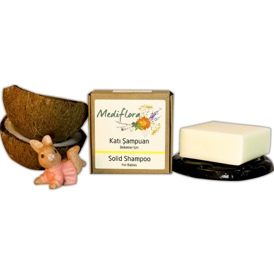Mediflora / Bebekler Için Katı Şampuan Konsantre 110 gr