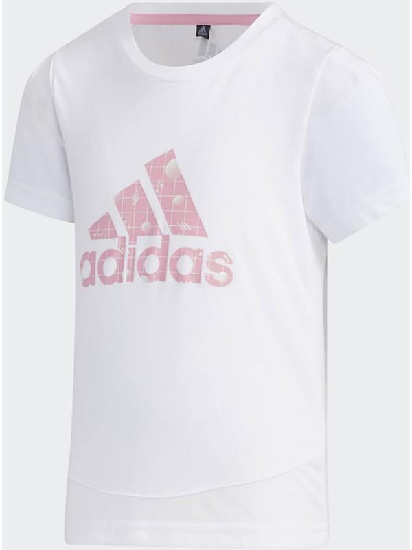 Adidas Kız Çocuk Koşu - Yürüyüş T-Shirt Lg Te Sum Tee GP0405