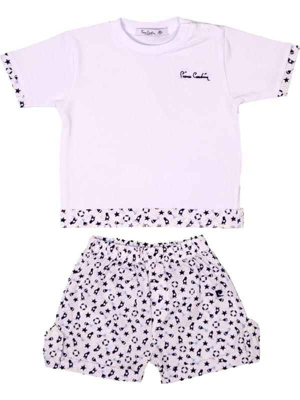 Pierre Cardin Bebek Şortlu Takım 301763