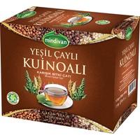 Mindivan Yeşil Çaylı Kinoa Çayı