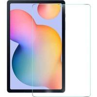 Emybox Samsung Galaxy Tab A7 10.4 T500 T505 Dayanıklı Temperli Kırılmaz Ekran Koruyucu Tablet Camı