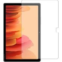 Eskilik Shop Samsung Galaxy Tab A7 10.4 Inç SM-T500 (2020) Temperli Kırılmaz Cam Ekran Koruyucu Şeffaf