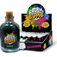 Crush Bomb Mentol topu 210 adet switch,nane aroması + aparat hediyeli