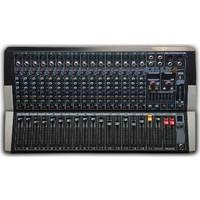 Cooma B-2724 16 Kanal 2 x 500 Watt Stereo Power Mikser Usb/bluetooth