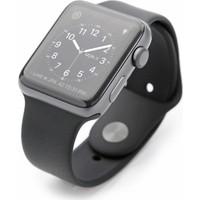 Ecr Apple Watch Seri 6/se/5/4 (44MM) ile Uyumlu Hd Şeffaf Ekran Koruyucu Film Neo Flex (2 Adet)