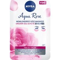 Nıvea Aqua Rose Nemlendirici Göz Maskesi 1 Çift