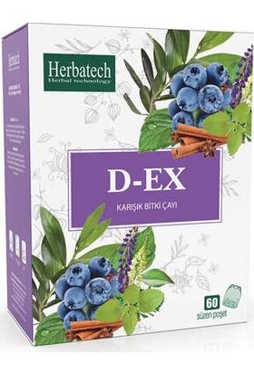 Herbatech D-Ex Karışık Bitki Çayı
