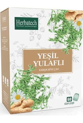Herbatech Yeşil Yulaflı Karışık Bitki Çayı