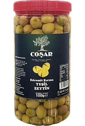 Coşar Zeytin 260 - 290 Edremit Kırma Yeşil 1 kg